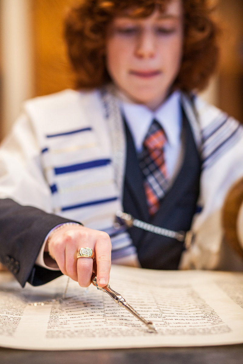 Bar Mitzvah Scroll